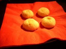 Ingwer-Olivenöl-Kekse - Rezept