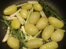 Karamelisierte Kartöffelchen - Rezept