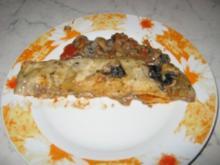 Überbackene Pfannkuchen - Rezept