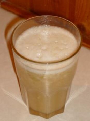 Bananen-Apfel-Shake - Rezept - Bild Nr. 2