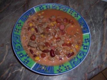 Süchtig Suppe (Bifi-Chesterkäse...) - Rezept
