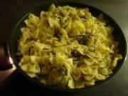Zucchini-Nudeln - Rezept