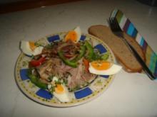 Rindfleischsalat wie ich ihn am liebsten mag - Rezept