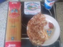 Salami-Käse-Nudel Auflauf 'Finocchi' - Rezept