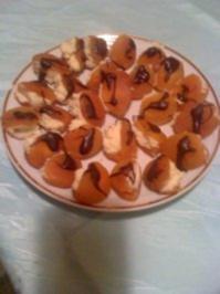 Aprikosen- Leckerei - Rezept