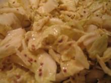Chinakohlsalat - Rezept