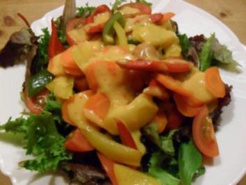 Karamelisiertes Gemüse - Rezept