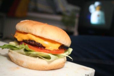 Lentzn´s Cheeseburger - Rezept