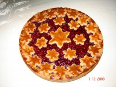 Kuchen Torten Linzer Torte Rezept Kochbar De
