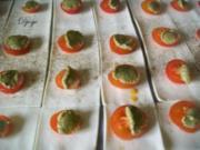 Pesto Quadrate - Rezept