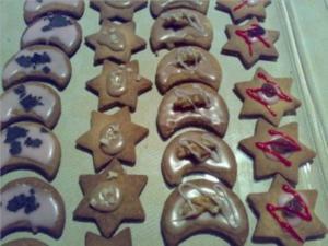 ** Weihnachtsbäckerei ** Adventsplätzchen / Butterplätzchen - Rezept