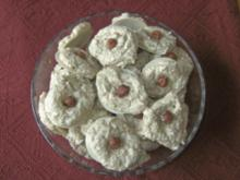 Cookies' Weihnachtsbäckerei 2009 - Rezept