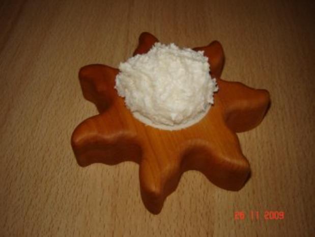 Weihnachtsplätzchen : Kokosmakronen - Rezept