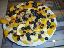 "Vitamin-Sonnenteller ""Herbstzeit 2009"" - Rezept"