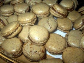 Adventliche Macarons - Rezept