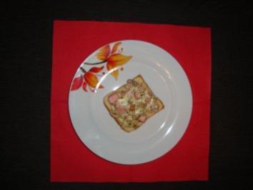 Champignon-Toast - Rezept