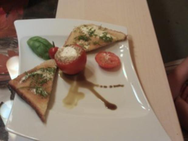 Gefüllte Tomate - Rezept - Bild Nr. 2