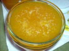 Kürbismarmelade - Rezept