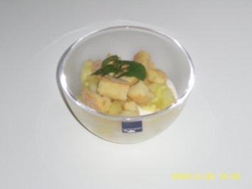 Apfel - Ingwer - Mascarpone - Rezept