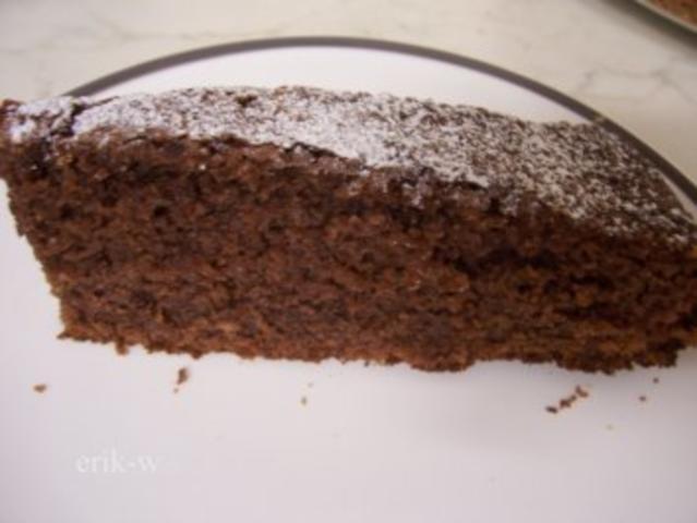 Saftiger Schoko Nuss Kuchen Rezept Mit Bild Kochbar De