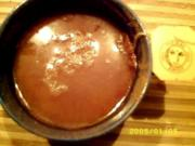 Heißgetränk: spicy banana - Rezept