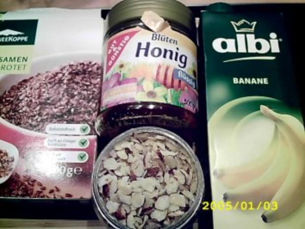 Heißgetränk: sweet morning,honey! - Rezept - Bild Nr. 3