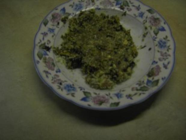 Fleisch - Hühnerbrust mit Oliven-Nuss-Kruste - Rezept - Bild Nr. 4