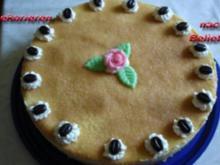 Frischkäse-Torte - Rezept