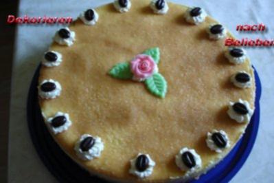 Frischkase Torte Rezept Mit Bild Kochbar De