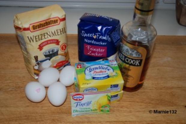 Butterplätzchen - Rezept - Bild Nr. 2