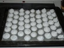 Baiser     - Resteverwertung Eiweiss- - Rezept