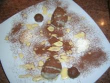 Mousse au chocolate - NACHPSPEISE - unser Essen zum 1. Advent - Rezept
