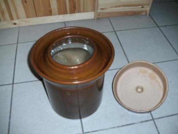 Beilage: Sauerkraut selbermachen - Rezept - Bild Nr. 3