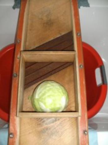 Beilage: Sauerkraut selbermachen - Rezept - Bild Nr. 2