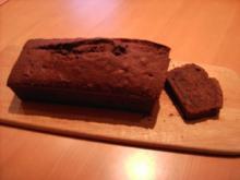 Schoko-Bananen-Kuchen - Rezept