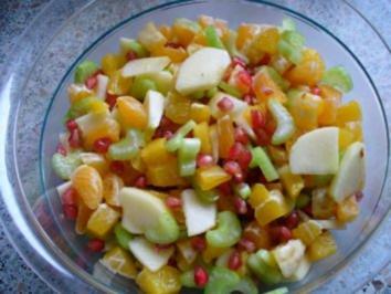 Käse-Sellerie-Salat - Rezept