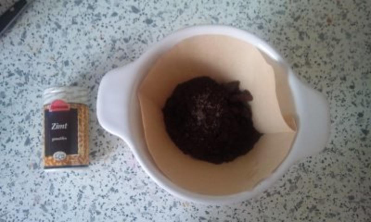 Zimtkaffee zur Gewichtsreduktion
