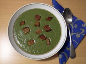 Grünkohlsuppe - Rezept