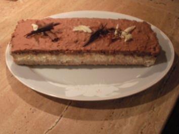 Dreierlei Schokoladenmousse - Rezept