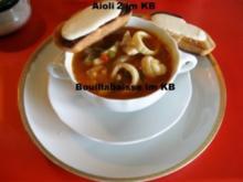 """meine """"Bouillabaisse"""" = südfranzösische Fischsuppe - Rezept"""
