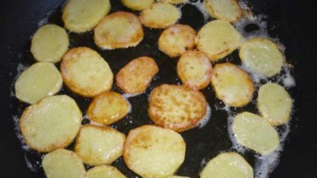 Rumänischer Hackfleischauflauf mit Kartoffeln - Rezept - Bild Nr. 12
