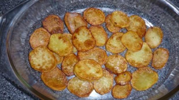 Rumänischer Hackfleischauflauf mit Kartoffeln - Rezept - Bild Nr. 14