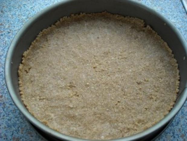 Apfel-Käse-Kuchen, vegan - Rezept - Bild Nr. 3