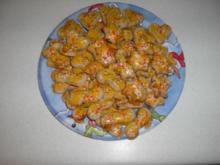 Marzipan - Nuss - Plätzchen - Rezept