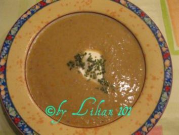 Cremige Maronensuppe - Rezept