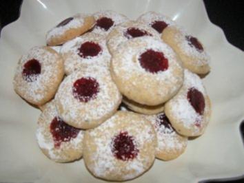 Weihnachtsgebäck Engelsaugen.49 Engelsaugen Rezepte Kochbar De
