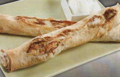 Rezept: Börek mit Schafskäse