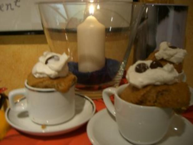 Kuchen : Kaffee - Tassenkuchen - Rezept - Bild Nr. 2
