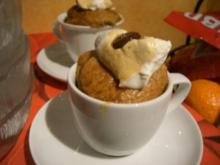 Kuchen : Kaffee - Tassenkuchen - Rezept