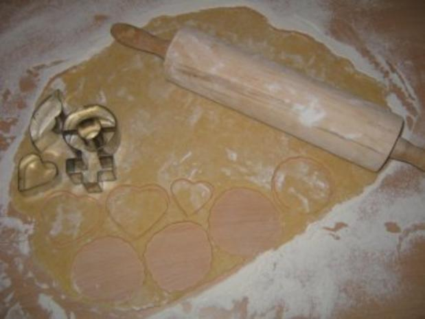 Einfache Kekse - Rezept - Bild Nr. 5